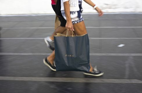 City Retail As Spanish Economy Grows Four Times Faster Than Italy's