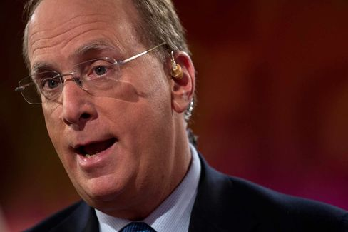 BlackRock Chairman, CEO And Co-Founder Larry Fink