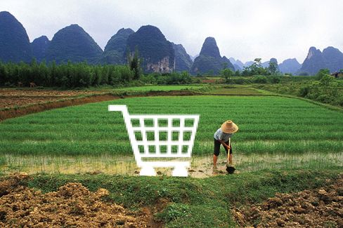 E-Commerce Gives a Lift to China's Rural Farmers