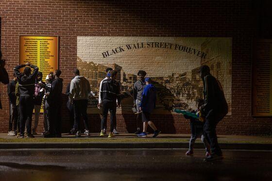 Biden Draws GOP Contrast With Visit to Tulsa Massacre Site