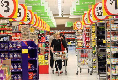 Australian Core Inflation Accelerates, Boosting Local Currency