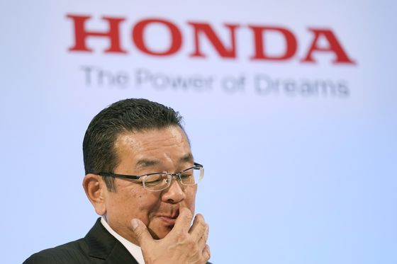 Toyota, Honda Become Latest Automakers to Warn of Weaker Profits