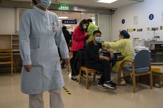 China's Bid to Ramp Up Vaccinations Hindered by Supply Shortages