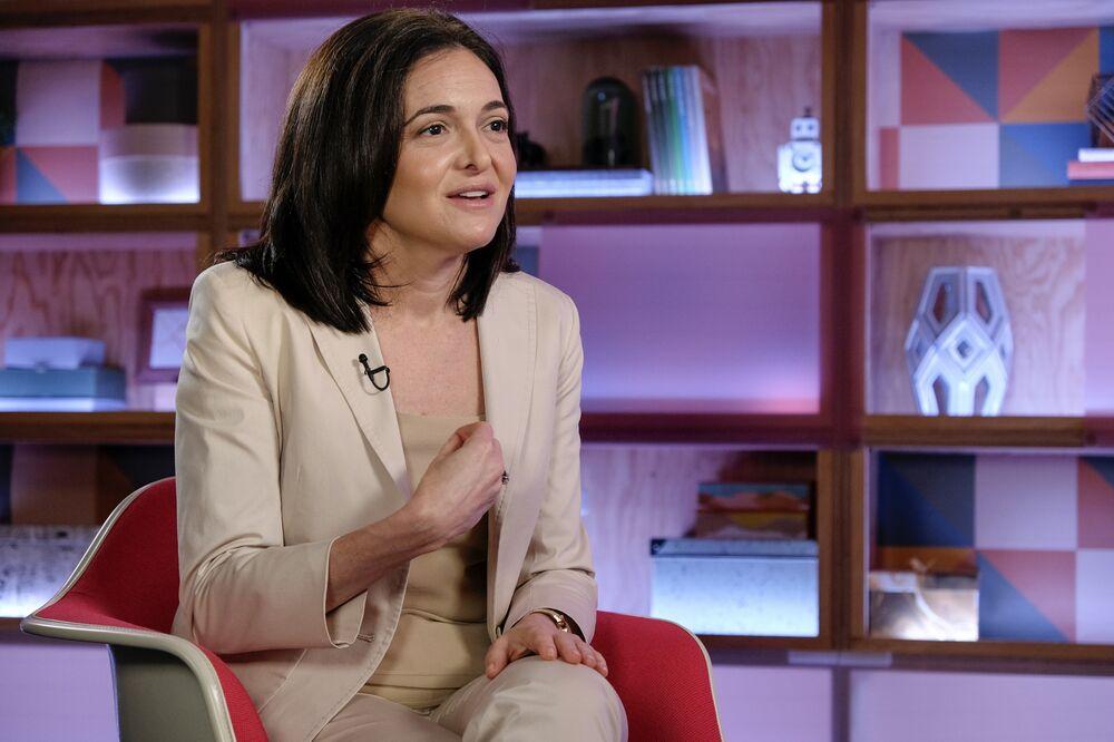 Sheryl Sandberg, Jack Dorsey to Leave Disney's Board - Bloomberg