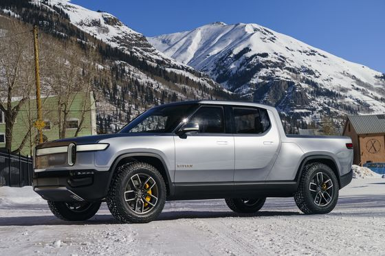 Amazon-Backed Rivian Delays Output, Citing Supply-Chain Woes