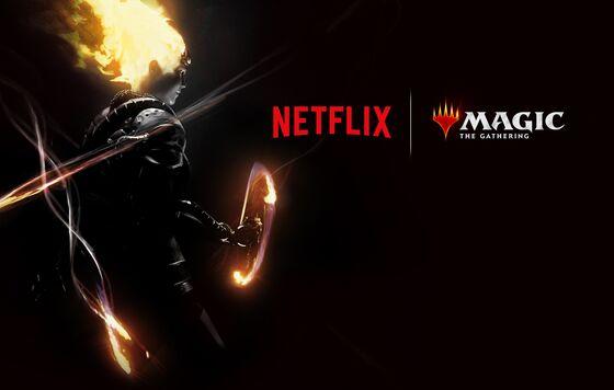 'Magic: The Gathering'Netflix Deal BoostsHasbro Shares