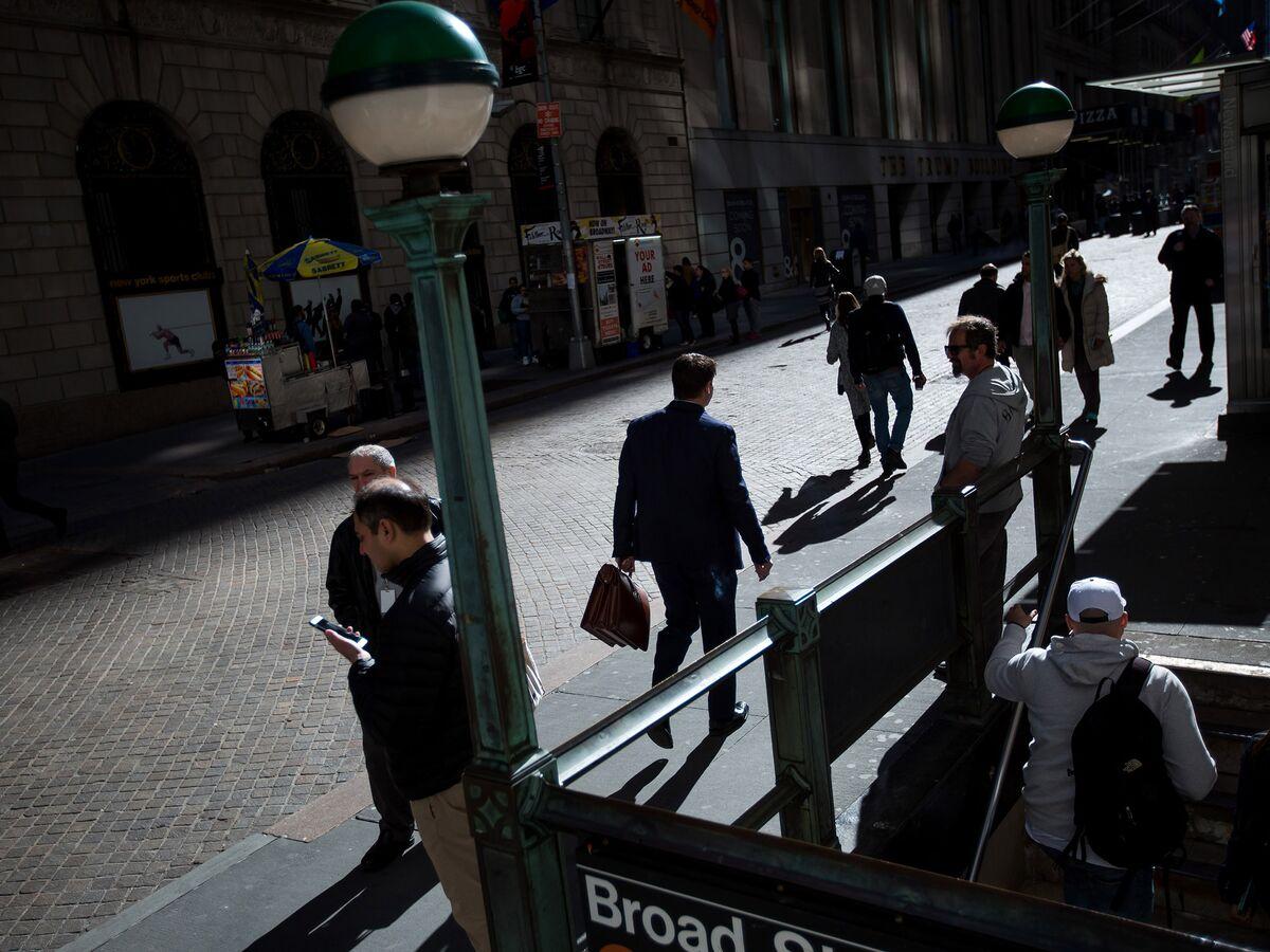 Week-Long Carnage in Bank Stocks Is Now Worst Slide of Trump Era