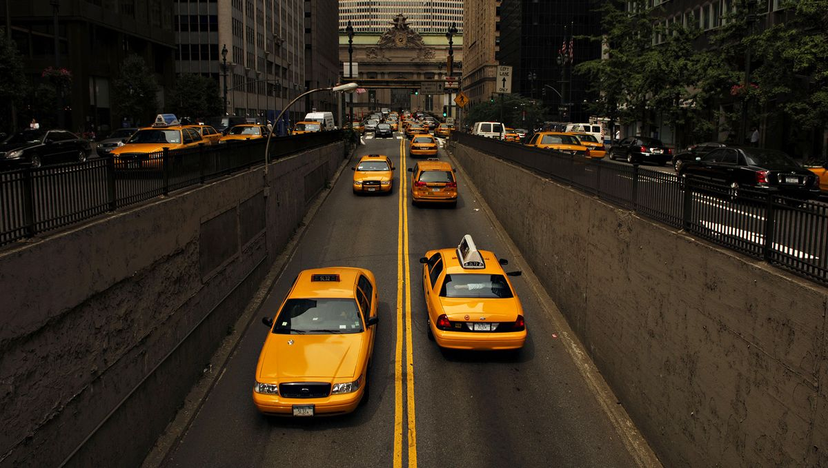NYC Cabbies Facing Financial Ruin Force City to Mull a Rescue
