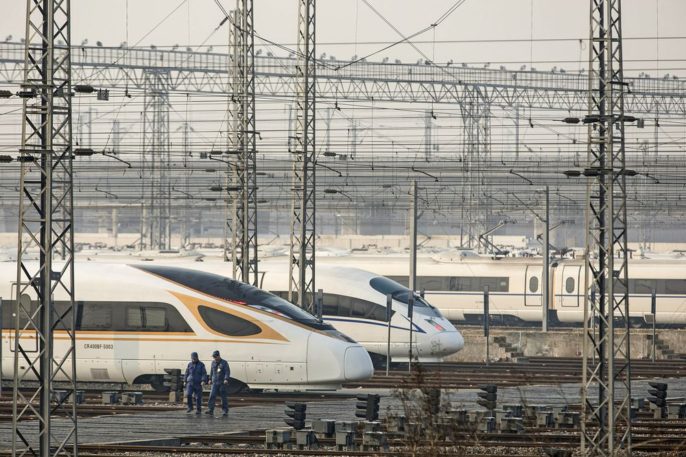 World's Fastest Bullet Trains to Get Extra Zip in China