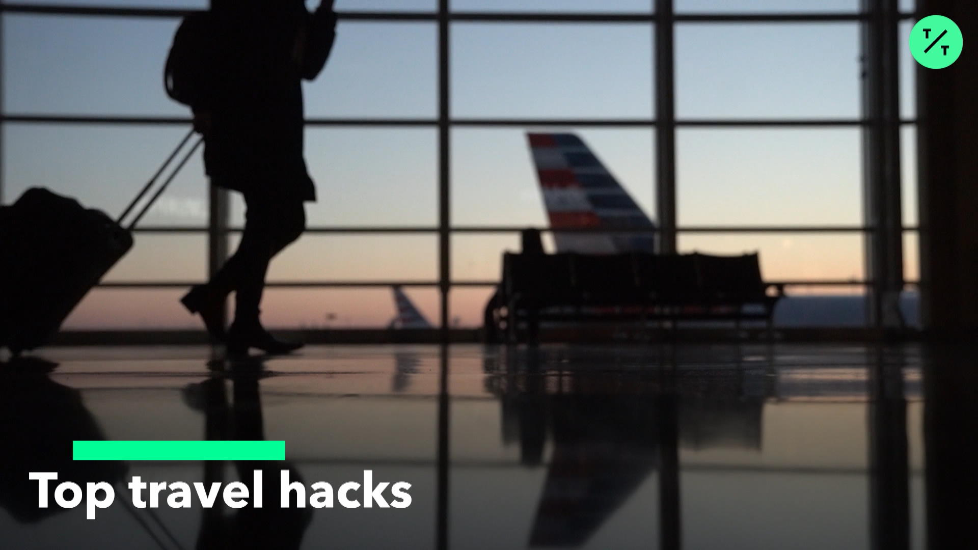 Travel Hacks To Fly By