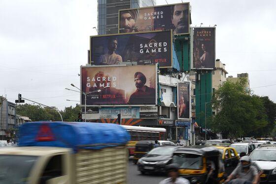 Netflix Fights Murdoch in 'Movie-Mad'India