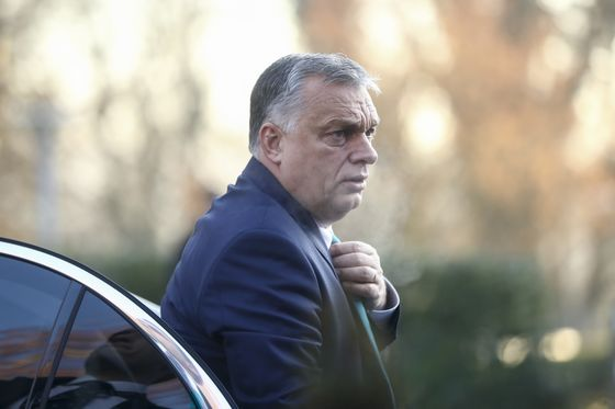 Hungary's Orban Mulls New EU Movement if His Party Exits EPP