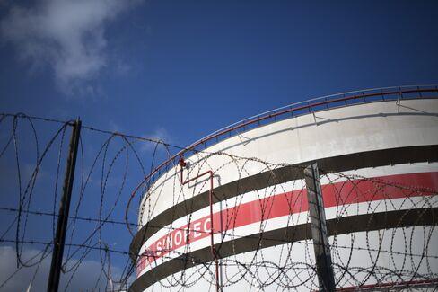 Sinopec Storage Tank