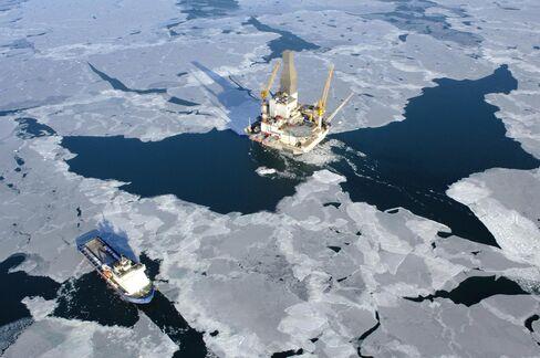 Exxon Oil Russia
