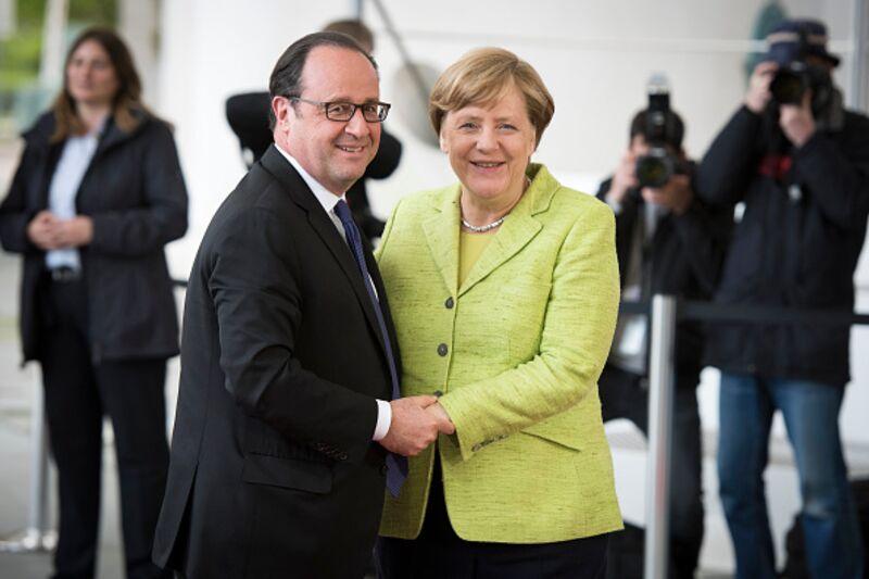 O ενθουσιασμός της Γερμανίας για τον Macron δεν θα διαρκέσει