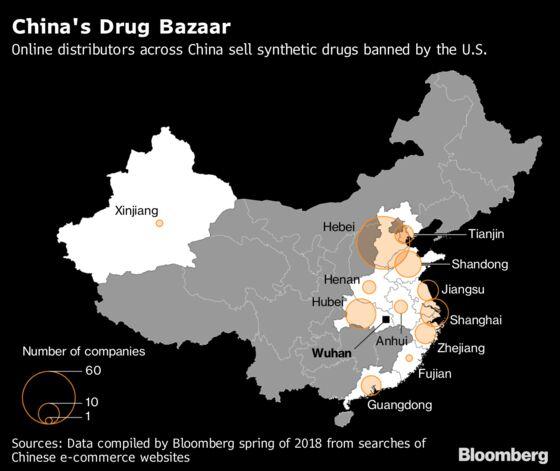 China's Fentanyl Fight 'Almost Impossible' Despite Trump Promise