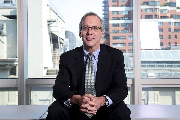 "New York Federal Reserve President William ""Bill"" Dudley"