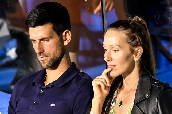 Djokovic Tests Negative for Virus Days After Troubled Tournament