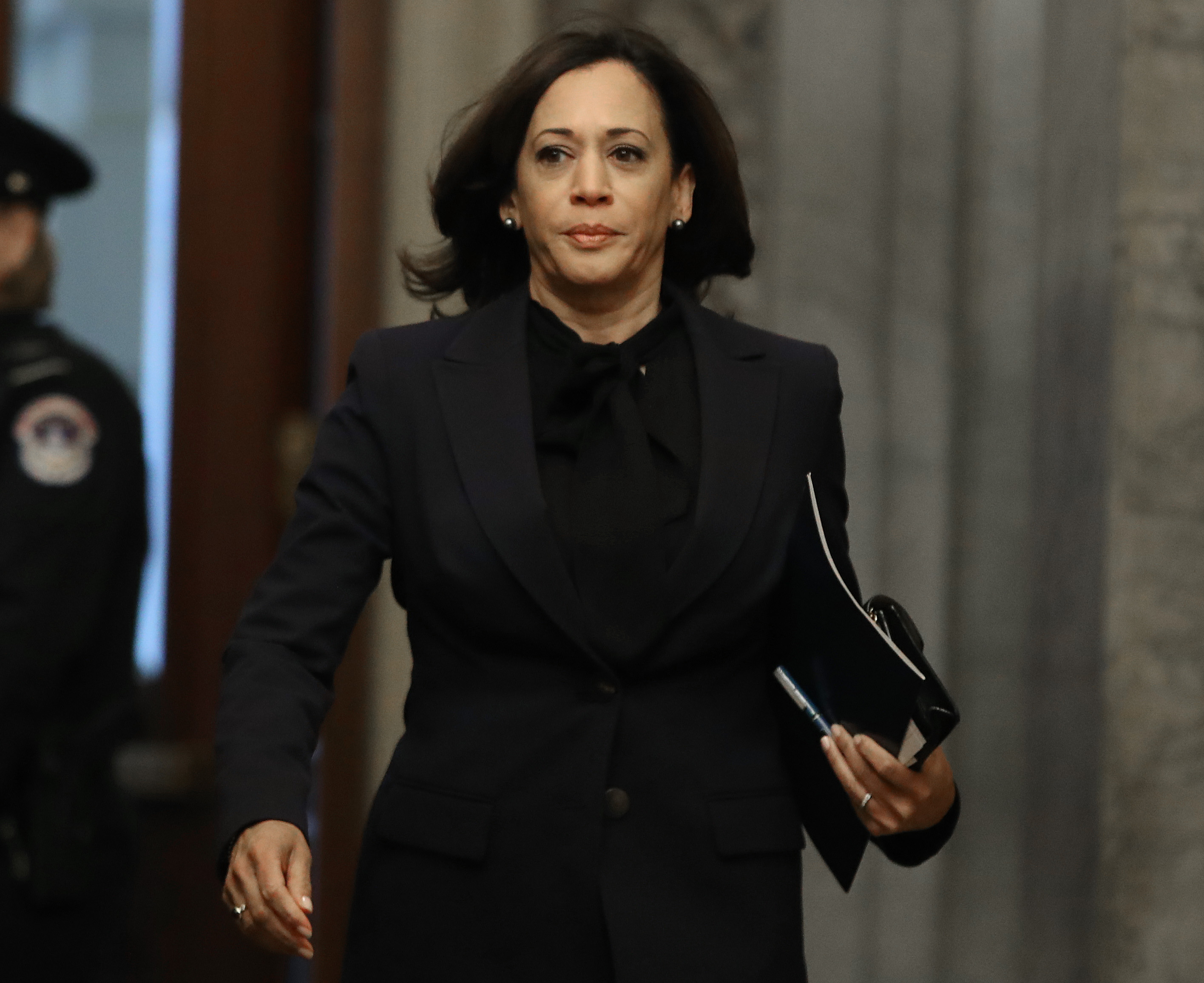 Is Kamala Harris Too Ambitious To Be Vice President Bloomberg