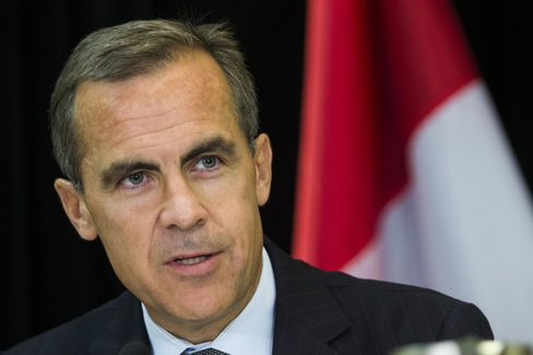 Canada Inflation Stays Near Bottom of Carney Target Band