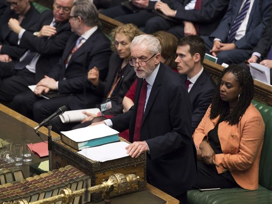U.K.'s May Seeks Deal With Labour to Break Brexit 'Logjam'