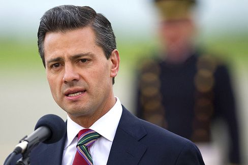 Mexico's President Courts Big Oil With End to State Monopoly
