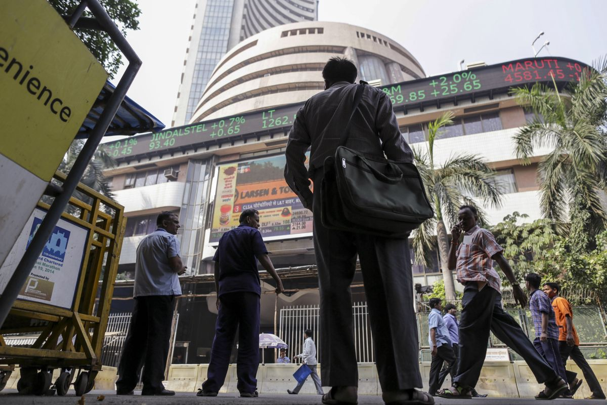 India's Sensex Set for Longest Losing Streak in Nearly Three Months