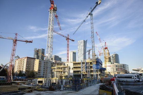 Europe's Hottest Building Market Needs Workers to Come Home