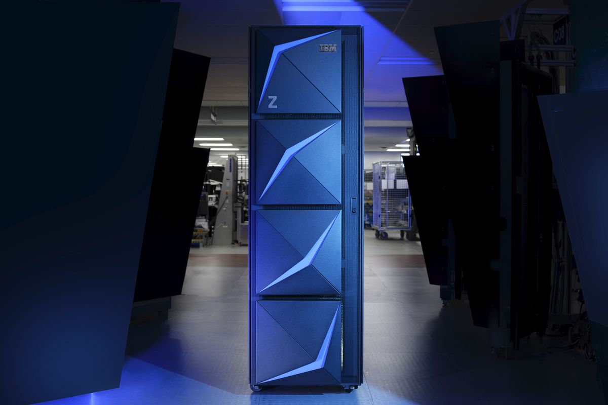 IBM Launches New Mainframe Generation to Combat Cybercrime