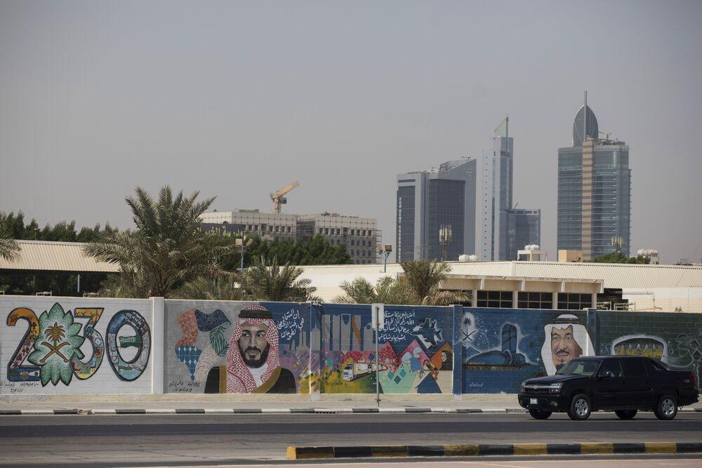 """Se suponía que la industria financiera era la pieza clave de """"Visión 2030"""", el plan maestro del príncipe heredero Mohammed bin Salman para destetar la economía del petróleo."""