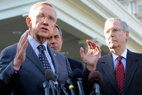 McConnell Says Reid's Filibuster Reforms Will Destroy the Senate. Not Really