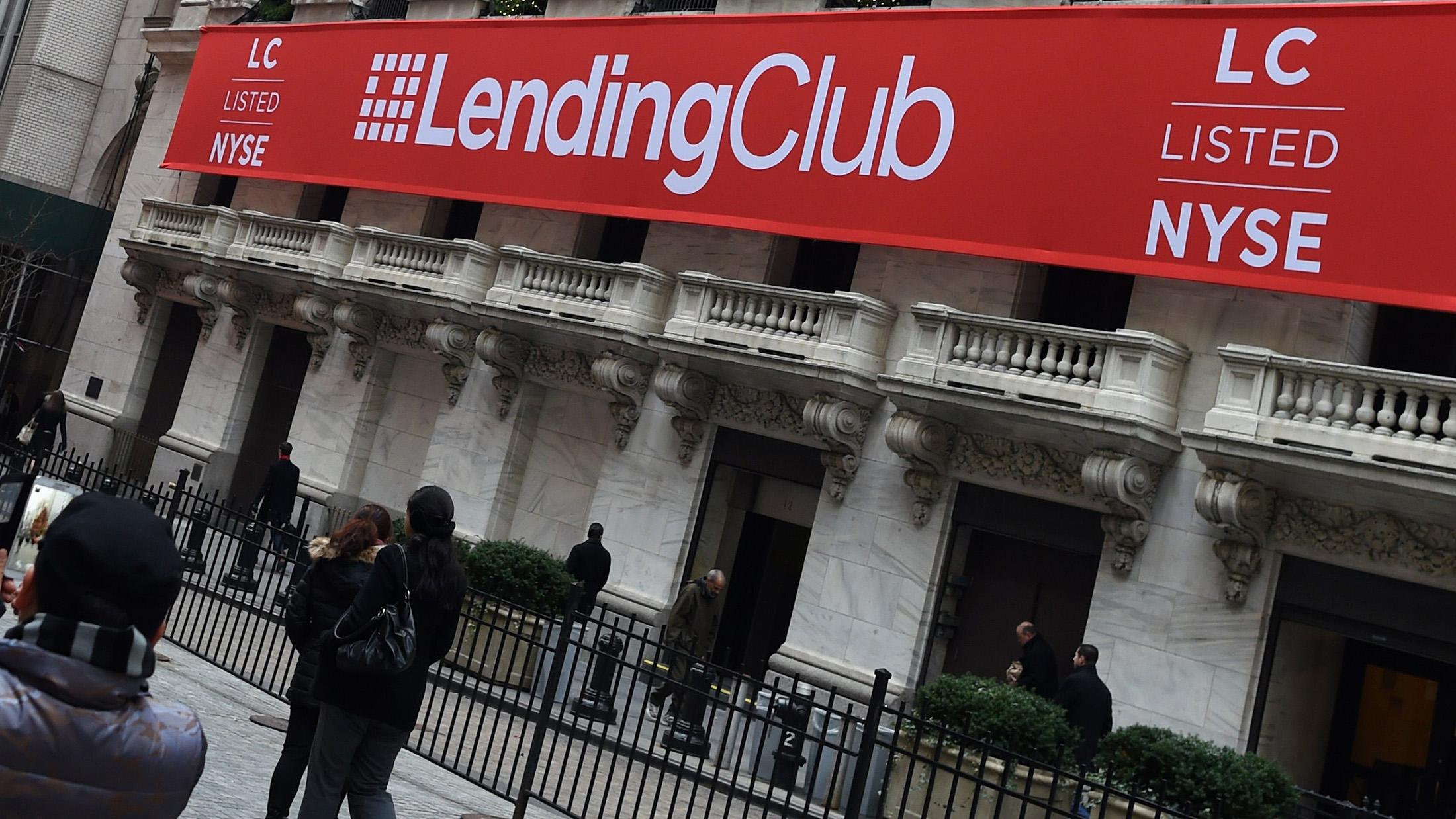 Techmeme Lendingclub Reports Quarterly Net Loss Of 81 4m Up