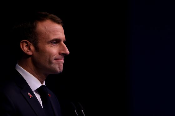 This Is All That's Left of Macron's Grand Plan to Fix the Euro