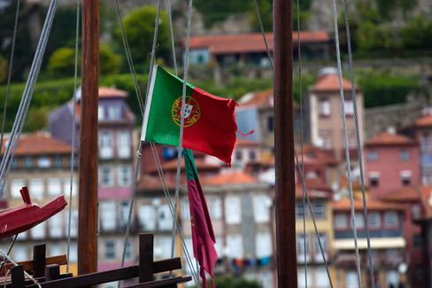 Portugal Default Swaps Signaling Gain From Pain