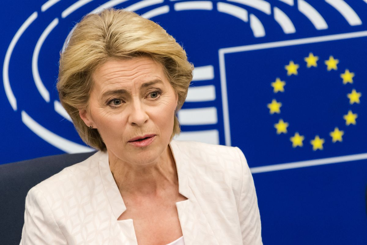 EU's New Commission Chief Probably Won't Start her Job on Time