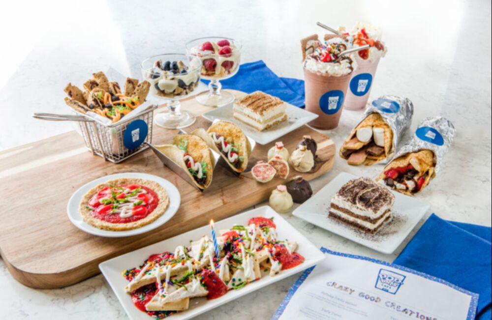 Kellogg's Unveils Pop-Tarts Pizza, Tacos at NYC Cafe