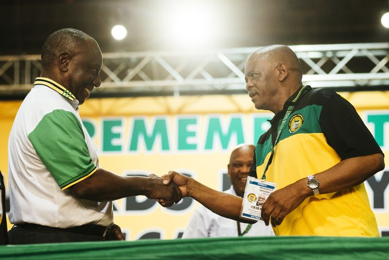 The 54th National Conference Of The African National Congress party (ANC)