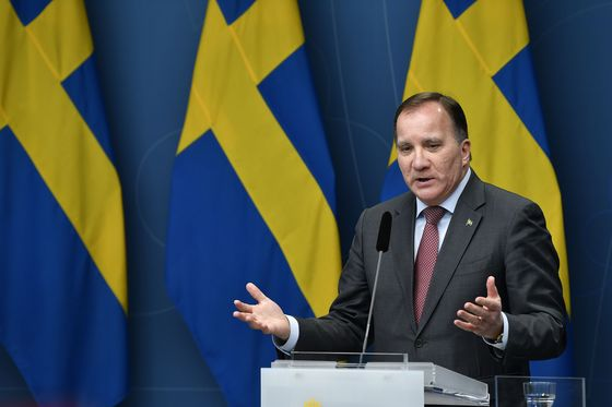 Swedish Prime MinisterSees High Risk of New Wave of Covid Infections