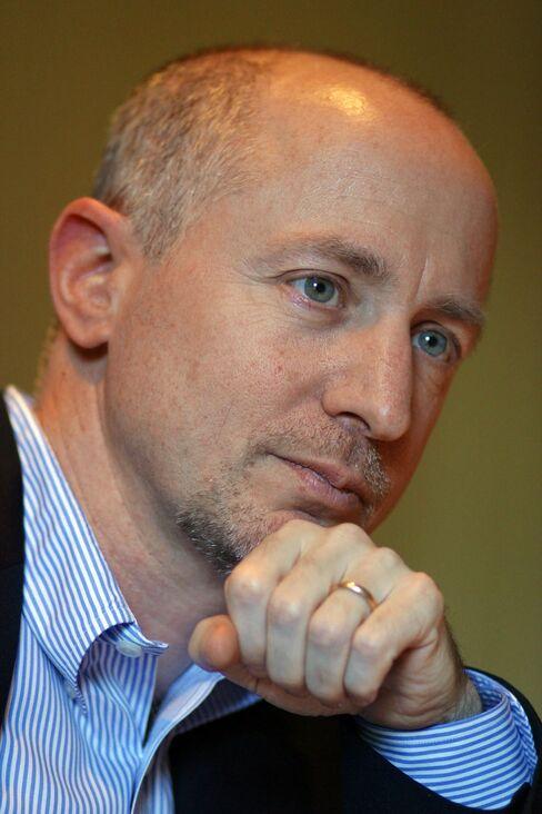 Scotts CEO James Hagedorn