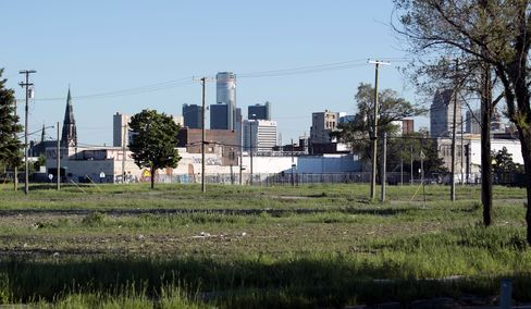 Detroit Survival Depending on Destruction of Housing
