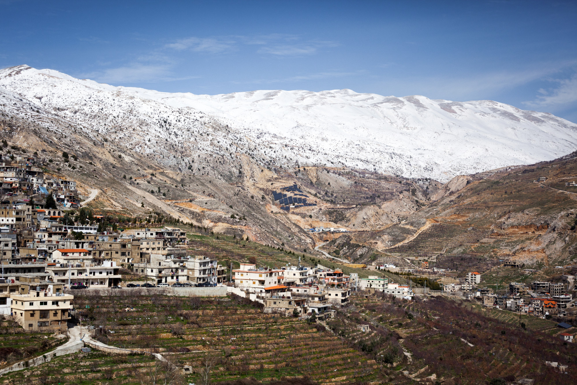 Can Green Energy Beat Lebanon's 'Generator Mafias?'