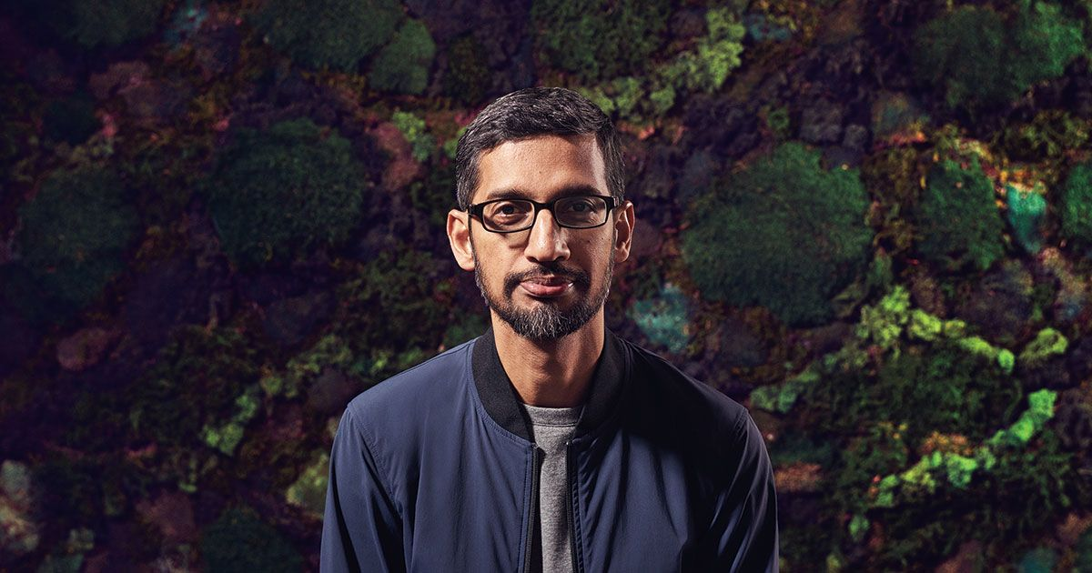 bloomberg.com - More stories by Mark Bergen - Everyone's Mad at Google and Sundar Pichai Has to Fix It