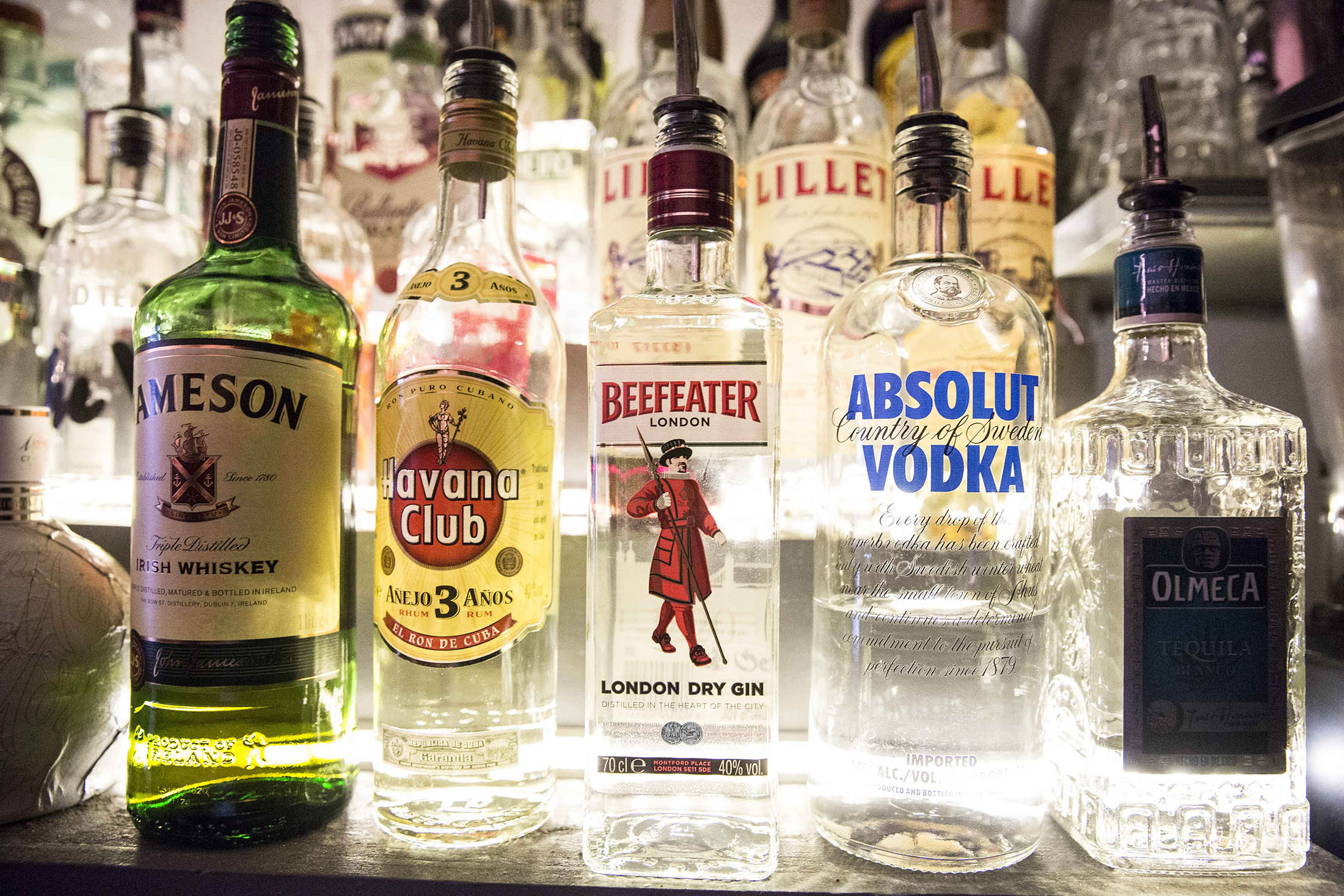 Image result for vodka and whiskey