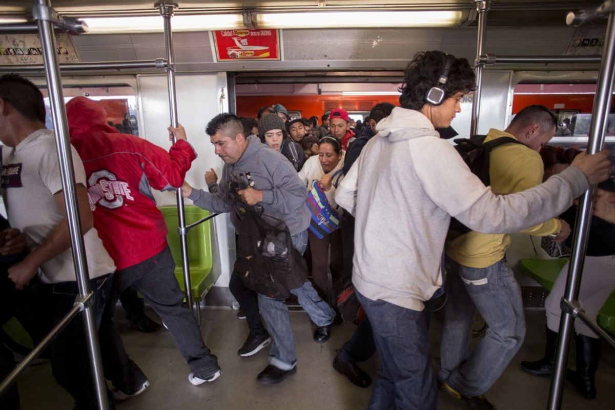 The Runaway Commutes of Mexico City