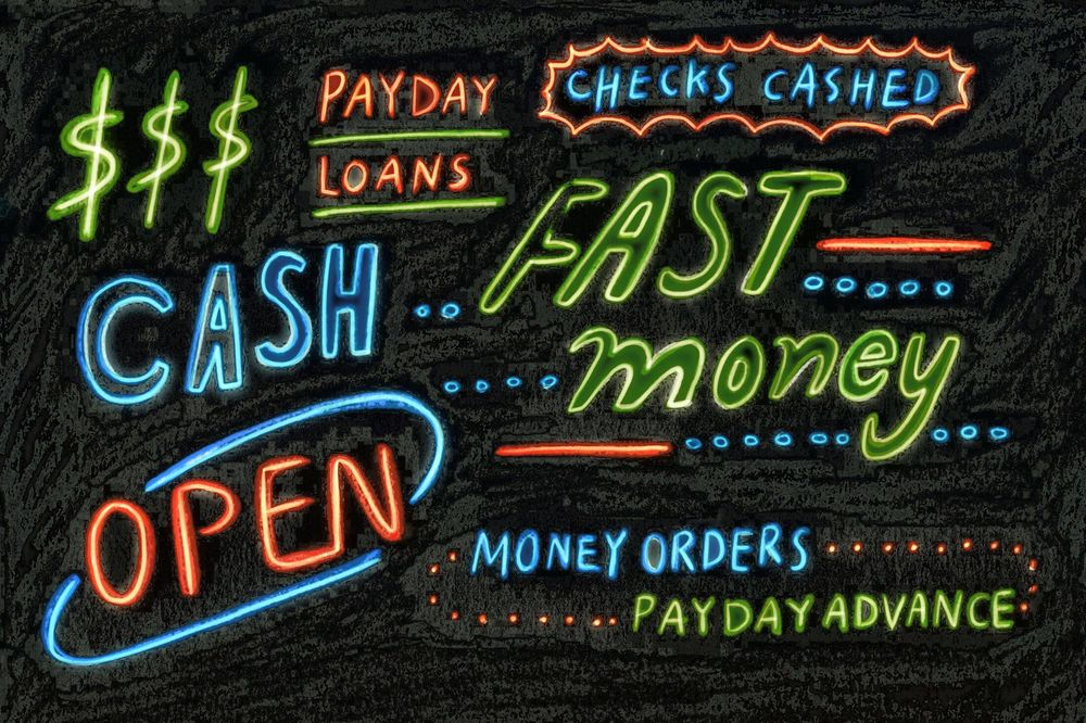 3 4 weeks payday loans hardly any credit score assessment