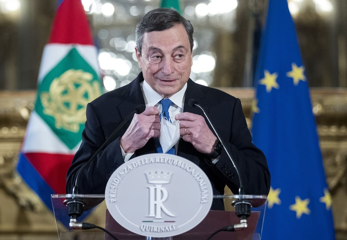 Draghi's political skills come to the fore as critics turn fans