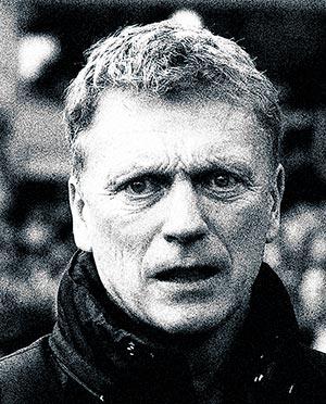 Following a Legend Is Hard, Sir Alex Ferguson Edition