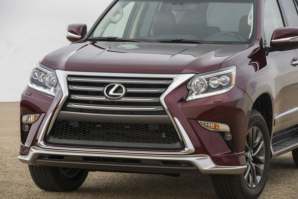 The GX Is More Than 6 Feet Tall, Six Feet Wide, And 16 Feet Long, With  Enough Ground Clearance To Make It Over The Odd Boulder Or Ravine. Source:  Lexus