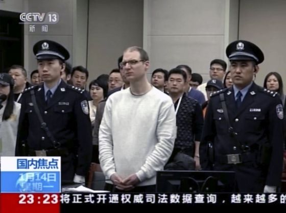 Canada Condemns China Ruling Upholding Citizen's Death Sentence