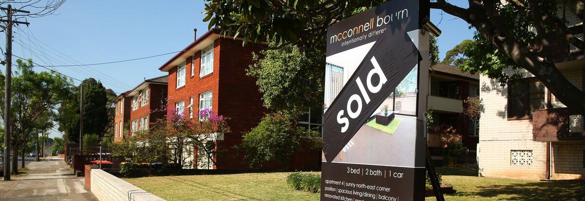 Australia's Haunted Housing Market